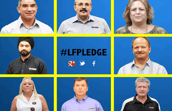 lfpledge brady bunch
