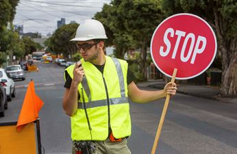 Do You Have What it Takes to be a Flagger?