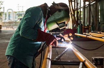career as a welder